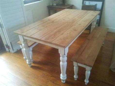 rustic dining table with bench rustic pine dining table bench the interior design