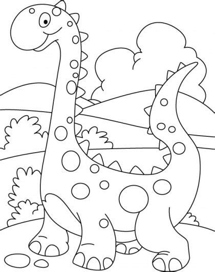 preschool coloring pages of dinosaurs top 25 free printable unique dinosaur coloring pages
