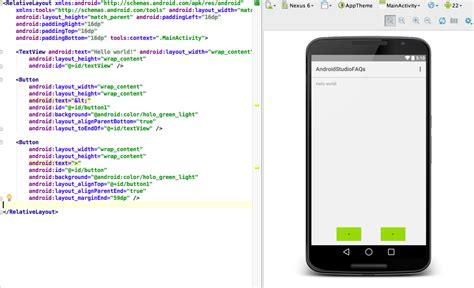 crear un nuevo layout android studio c 243 mo crear un bot 243 n en android studio