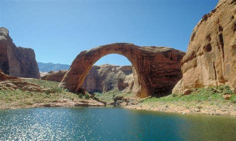 lake powell rainbow bridge boat tour from page rainbow bridge national monument lake powell utah alltrips