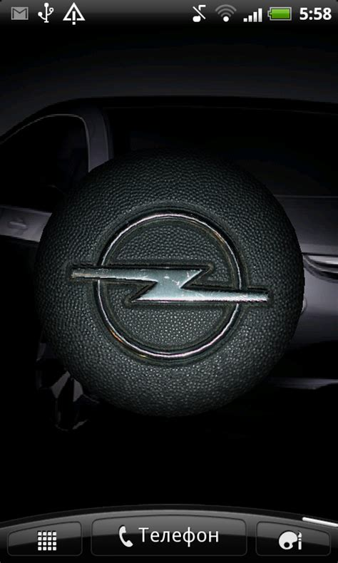 opel logo wallpaper free opel logo 3d live wallpaper apk for android