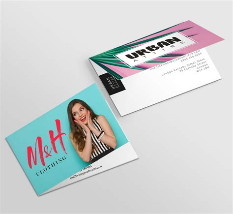 Folded Business Card Template Uk by Folded Business Cards Image Collections Business Card