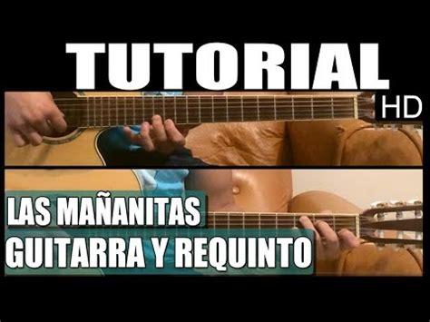 tocar las mananitas paso a paso con guitarra notas requinto wendoline videos videos relacionados