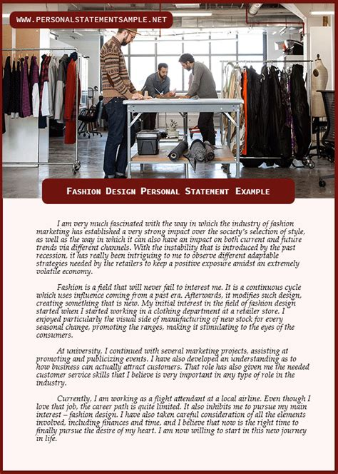 fashion design brief description fashion design personal statement inhisstepsmo web fc2 com