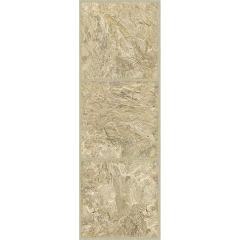 trafficmaster allure 12 in x 36 in gold luxury vinyl