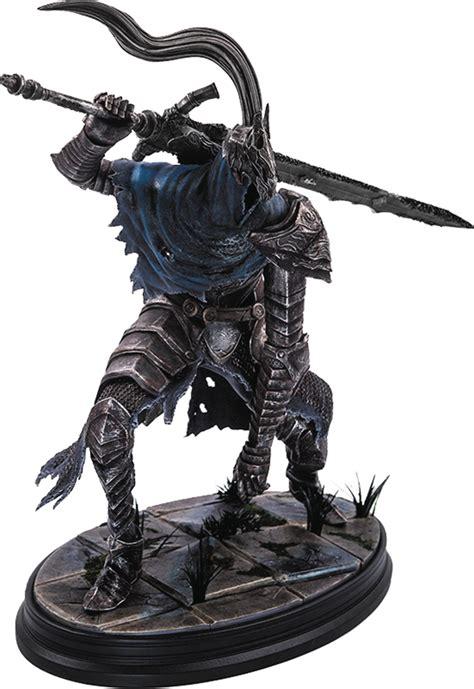 dark souls artorias abysswalker statue
