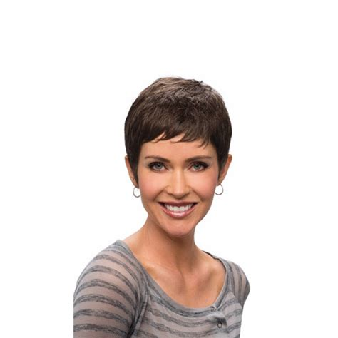 modern pixie 19pcs weave short hair extension medusa wigs modern pixie cut synthetic hair wigs for women