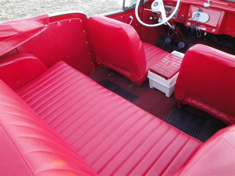 jeep jeepster interior 1948 willys jeepster convertible 170394