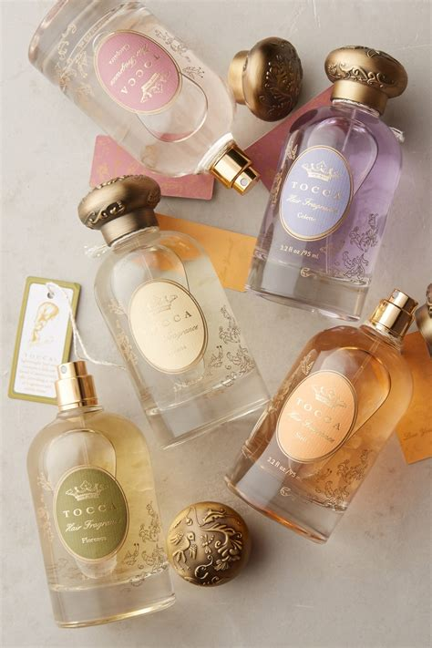 Help Me Buy A New Fragrance by Tocca Hair Fragrance Anthropologie