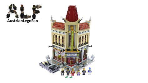 Murah Lego 10232 Palace Cinema lego creator 10232 palace cinema lego speed build review