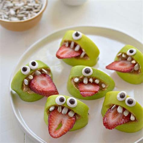 halloween snacks pinterest