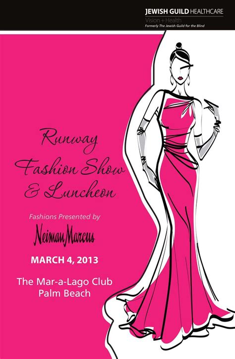 fashion show ticket template 17 best ideas about fashion show invitation on