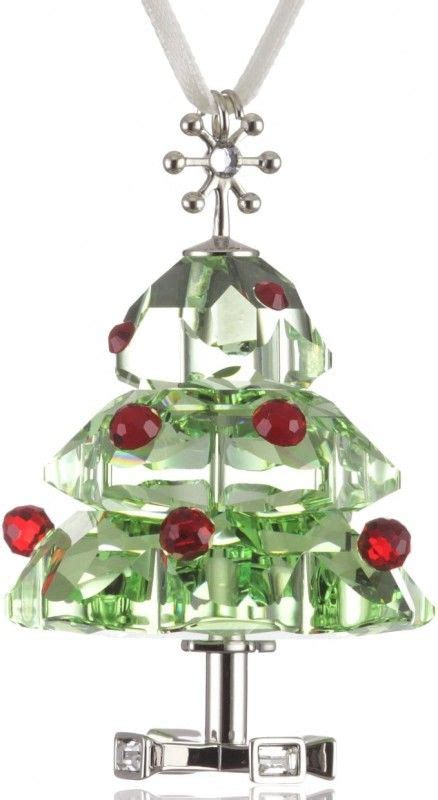 swarovski christmas tree ornament all about christmas