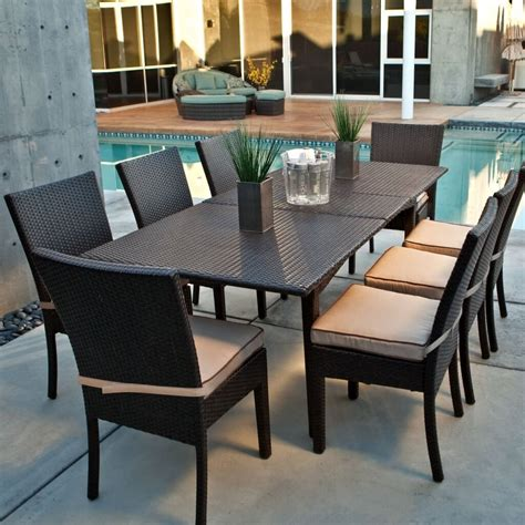 modern patio furniture discount discount modern outdoor furniture patio brown rectangle modern wooden discount patio