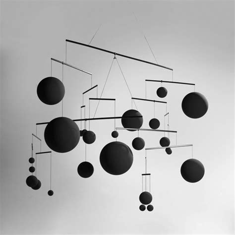 Ceiling Mobile By Xavier Veilhan Modern Design By Ceiling Mobiles For Adults