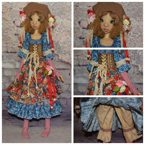 Handmade Clothing Ideas - ooak handmade clothes for tobi sd bjd by kaye wiggs trc