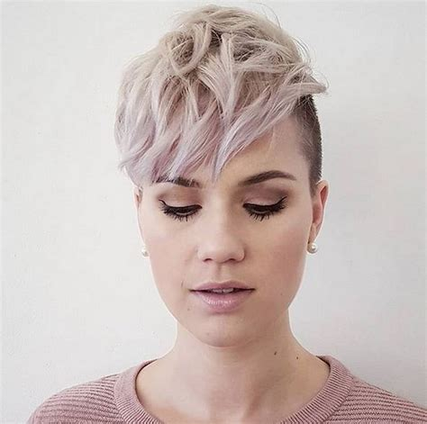 blonde pixie mohawks 50 short pixie haircuts 2018 options and trends
