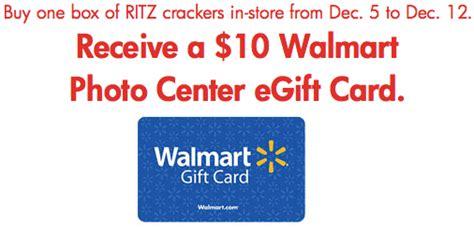 Ritz Gift Card - walmart buy ritz crackers get walmart photo credit frugal living nw