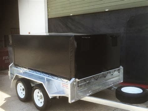 Trailer Canopy Vehicle And Trailer Gold Coast Covers