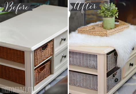 Painting Wicker Dresser Ideas by How To Paint Wicker Baskets With Chalk Paint A Coffee