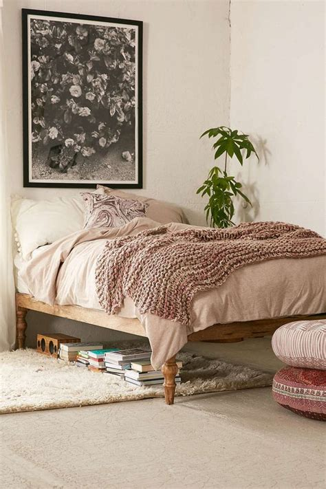 bohemian platform bed bohemian platform bed magical thinking beds and platform