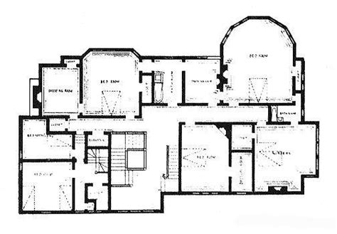 william watts sherman house floor plan home design and style