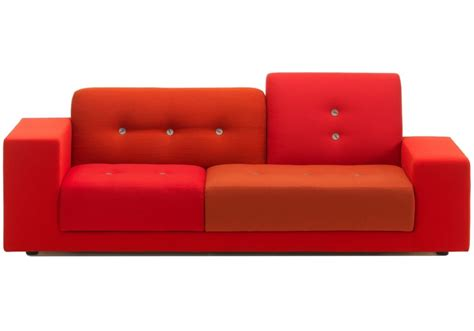 vitra divani polder compact vitra divano milia shop
