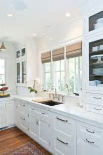 Kitchen Cabinet Treatments 3 Kitchen Window Treatment Types And 23 Ideas Shelterness