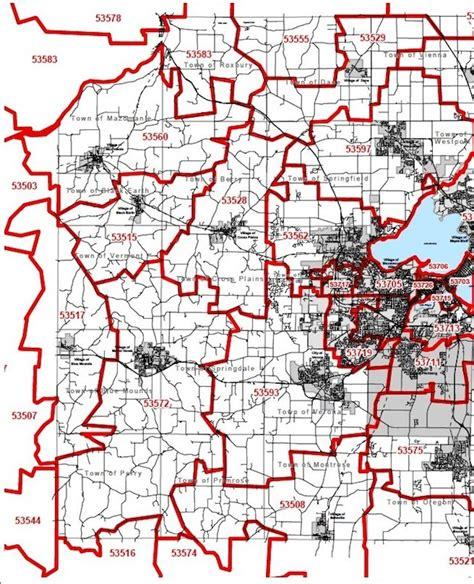 zip code map lookup madison zip codes map afputra com