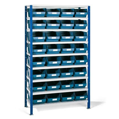 Small Parts Racking by Package Deal Shelving For Small Parts 32 Bins Aj