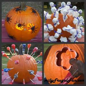 Decorated Halloween Pumpkins Without Carving Decorated Halloween Pumpkins Without Carving Viewing Gallery