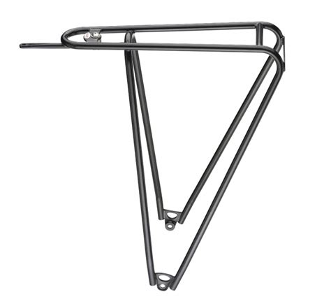 Tubus Airy Titanium Rear Rack by Tubus Bicycle Touring Bike Racks Thetouringstore