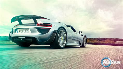 porsche hybrid 918 top gear porsche 918 spyder in top gear top gear online richard