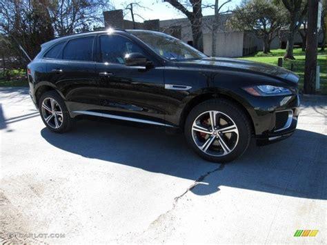 jaguar f pace black 2017 black jaguar f pace 35t awd s 118872648