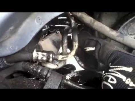 replace  repair  transmission cooler