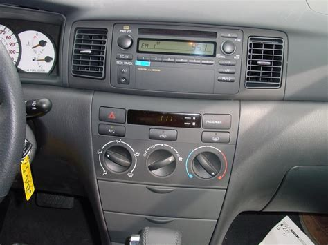 upgrading  stereo system     toyota corolla