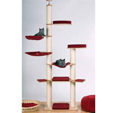 Floor To Ceiling Cat Tree by Ceiling Cat Tree Profeline