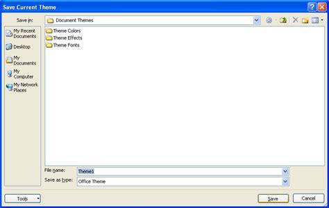 themes microsoft powerpoint 2007 create a custom theme theme 171 editing format 171 microsoft