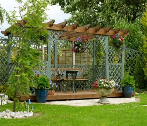 how to decorate a pergola amazing techniques to decorate your pergola recycled