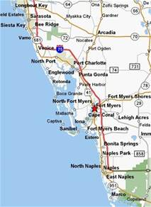 ft myers florida map photo home site ft myers florida