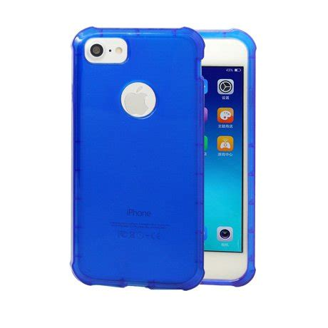 Iphone 7 4 7 Inch B W iphone 7 by insten bumper rubber tpu cover for