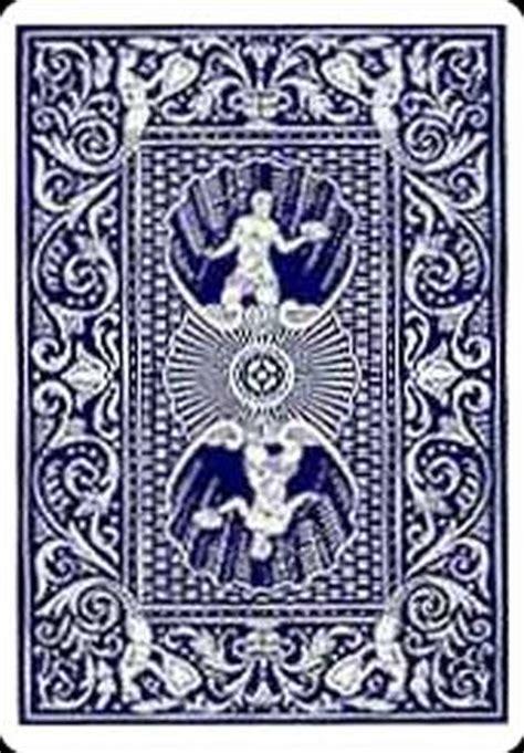 bicycle card back template hoyle blue card back hoyle blue card