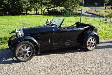 bugatti history the bugatti revue past issues