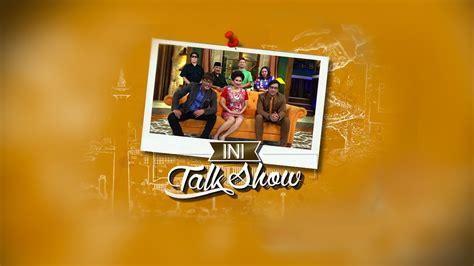 Ini Talk Show ini talkshow zulu
