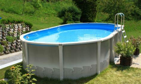 Pool Im Garten Selber Bauen by Garten Pool Selber Bauen Eine Verbl 252 Ffende Idee