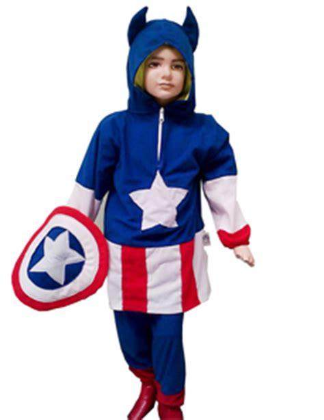 Kostum Kapten Amerika 2 kostumanak toko kostum anak terlengkap dan termurah