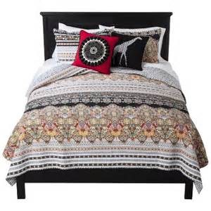 bedding at target mudhut suri bedding collection target