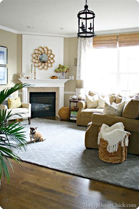 home goods living room thrifty decor chick new rug from home goods it s