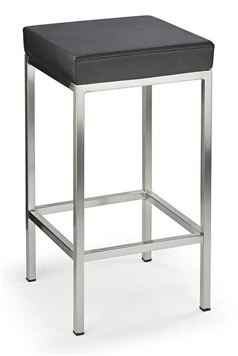 Fixed height kitchen bar stools   wooden, chrome, satin finish, kitchen, bar, breakfast bar