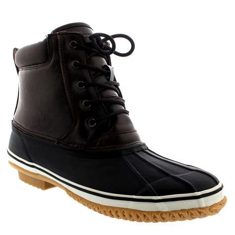 are bean boots waterproof mens tread snow duck bean waterproof